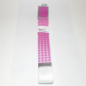 2013 Nike Golf Reversible Web Belt Adjustable 42